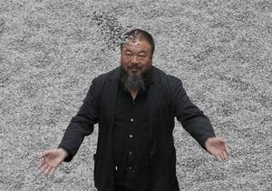 Китайского художника Вэйвэя пытаются обвинить в уклонении от налогов