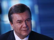 Янукович зарегистрировал проект постановления о референдуме по НАТО