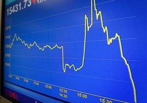 Рынки США резко снижаются из-за долгового кризиса