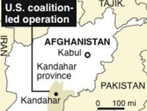На юге Афганистана уничтожены 11 боевиков движения Талибан