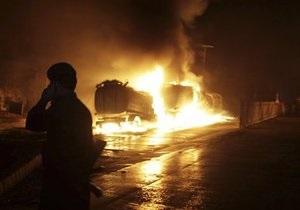 В результате теракта в Пакистане погибли 16 человек