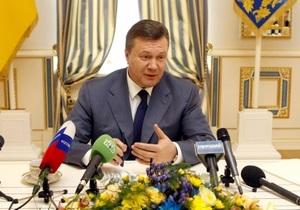 Янукович объяснил, почему возобновили дело против Тимошенко