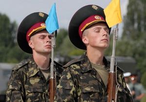 Правительство требует 13,6 млрд гривен для украинской армии