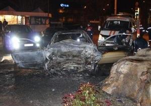 В Запорожье в ДТП погибли четыре человека