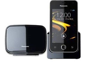 Panasonic выпустила  домашний  смартфон