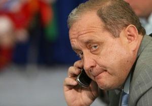 Харьковская правозащитная группа призывала Януковича уволить Могилева