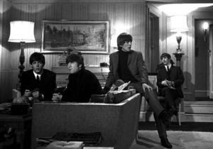 В Киеве покажут полсотни фото ранних The Beatles