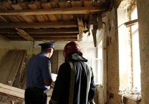 В центре Львова во время ремонта в одном из офисов погибли два человека