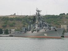 Командование ЧФ РФ предупредило Украину о заходе в Севастополь четырех кораблей