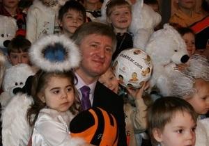 Ахметова выдвинули на Премию Мира