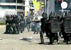 Панама: массовые беспорядки