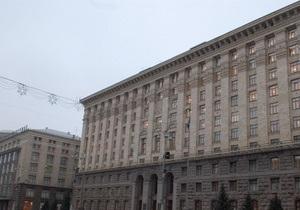Попов осуществил кадровые перестановки в киевской мэрии