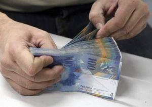 Швейцария пообещала остановить рост национальной валюты