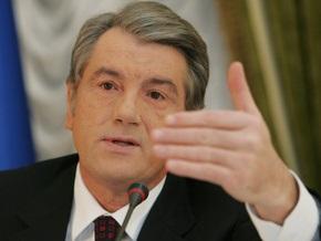 Ющенко доволен освобождением Фаины