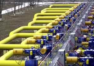 Бюджет-2013 планирует транзит газа на уровне 110 млрд кубов