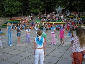 Санэпидемстанция приостановила работу пяти детских лагерей в Украине