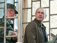 Ходорковский может выйти на свободу в 2009 году