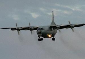 Просивший аварийную посадку Ан-12 упал в Магаданской области