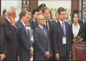 Путин в Китае, или Встреча единомышленников