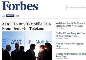 Президент Forbes назвал страны, в которых появится локальная версия журнала