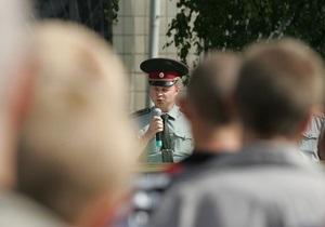 Армия - призыв - НГ: Украина объявила последний призыв в армию