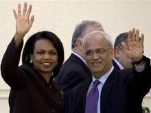 Палестина возобновит переговоры с Израилем