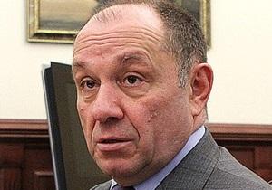 Голубченко избран председателем столичной организации Партии регионов