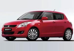 Suzuki рассекретила Swift нового поколения