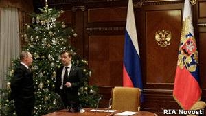 Русская служба Би-би-си: Политическая реформа идет, Путин молчит