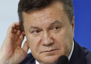 МИД: Визит Януковича в Брюссель не отменен, а перенесен