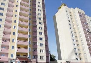 Власти Киева намерены выделить 25 млн грн на программу Доступное жилье