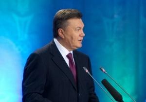 Янукович согласился с наблюдателями, которые нашли недостатки на выборах в Украине