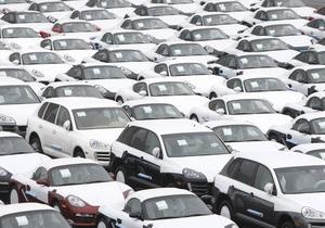 В Испании и Франции упали продажи автомобилей