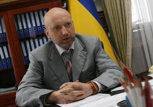 Выборы-2010: Турчинов обвинил Ющенко и Януковича в намерении дестабилизировать МВД для фальсификаций