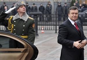 МИД Украины рассказал об ожиданиях от визита Януковича в Москву