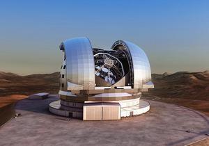 Европейское космическое агентство строит Чрезвычайно Большой Телескоп