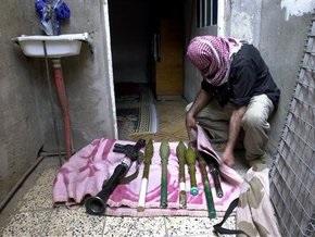 В Ираке арестовали 25 боевиков Аль-Каиды