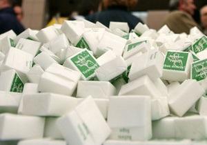 Украина в этом году экспортирует рекордное количество сахара