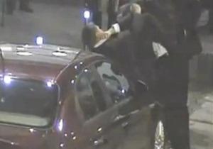 СМИ обнародовали видео драки Стогния с депутатом Гримчаком