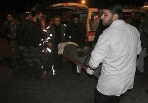 Израильский авиаудар по сектору Газа уничтожил одного из лидеров палестинских боевиков