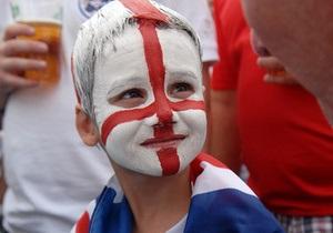 СМИ: Англия готовится к игре с Украиной в отборе на ЧМ-2014