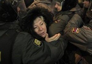 Задержания оппозиционеров в российских городах: новые подробности