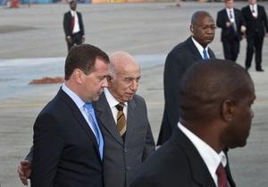 Россия простит Кубе часть многомиллиардного советского долга