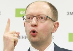 Яценюк: Осуществлено покушение на убийство Тимошенко