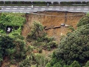 В результате землетрясения в Японии пострадали 80 человек