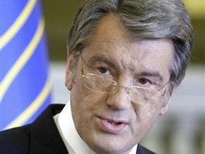 Ющенко считает, что Украина должна приобщиться к борьбе с пиратами