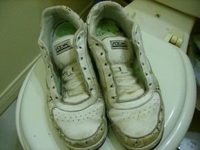 В США семилетний мальчик получил $2,5 тыс. за самые вонючие кроссовки