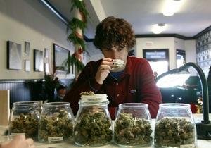 Биологи изучили механизм болеутоляющего действия марихуаны
