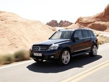 Рекордное число заказов на новый Mercedes-Benz GLK!