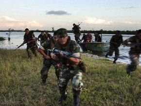 Перуанские повстанцы совершили крупнейшее за 10 лет нападение